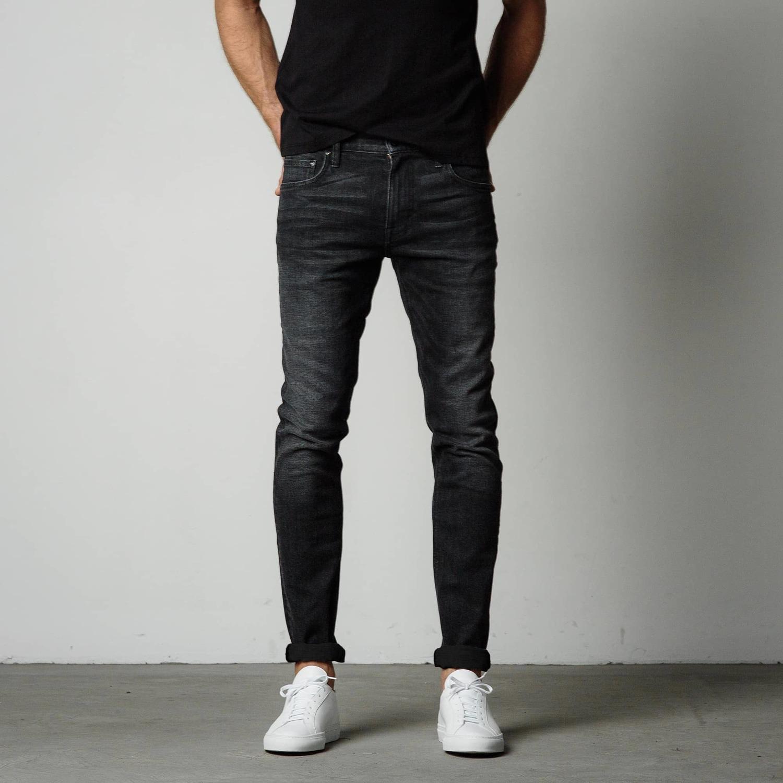 mens skinny jeans skinny jeans in faded black eoqysul