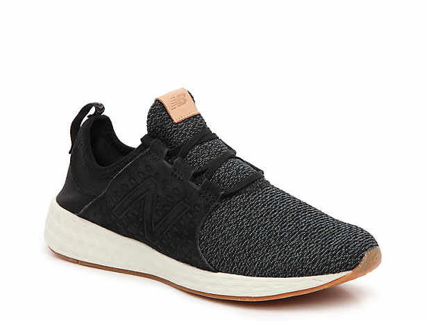 mens sneakers fresh foam cruz lightweight running shoe - menu0027s obnteax