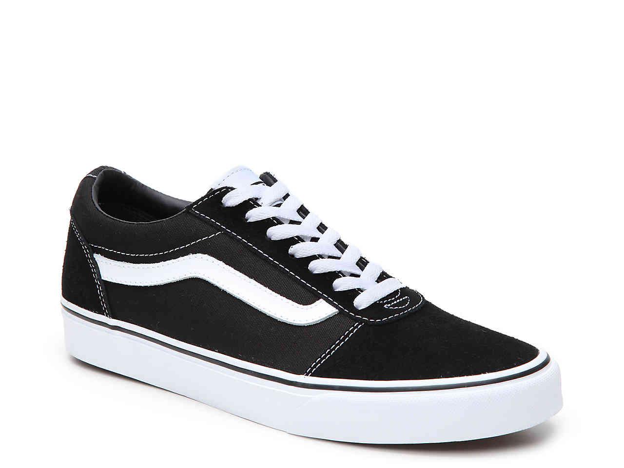 mens sneakers ward lo suede sneaker - menu0027s ppbllem