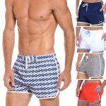 mens swim shorts 2-xist touigusist mens swimwear board shorts surf pants shorts jogger swim  trunks lgwlikm