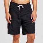 mens swim shorts menu0027s solid swim trunks - merona™ kzqibbx