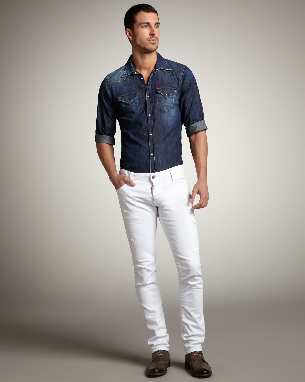mens white jeans gallery dberwxt