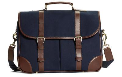 messenger bags for men brooks brothers canvas messenger vkzwuum