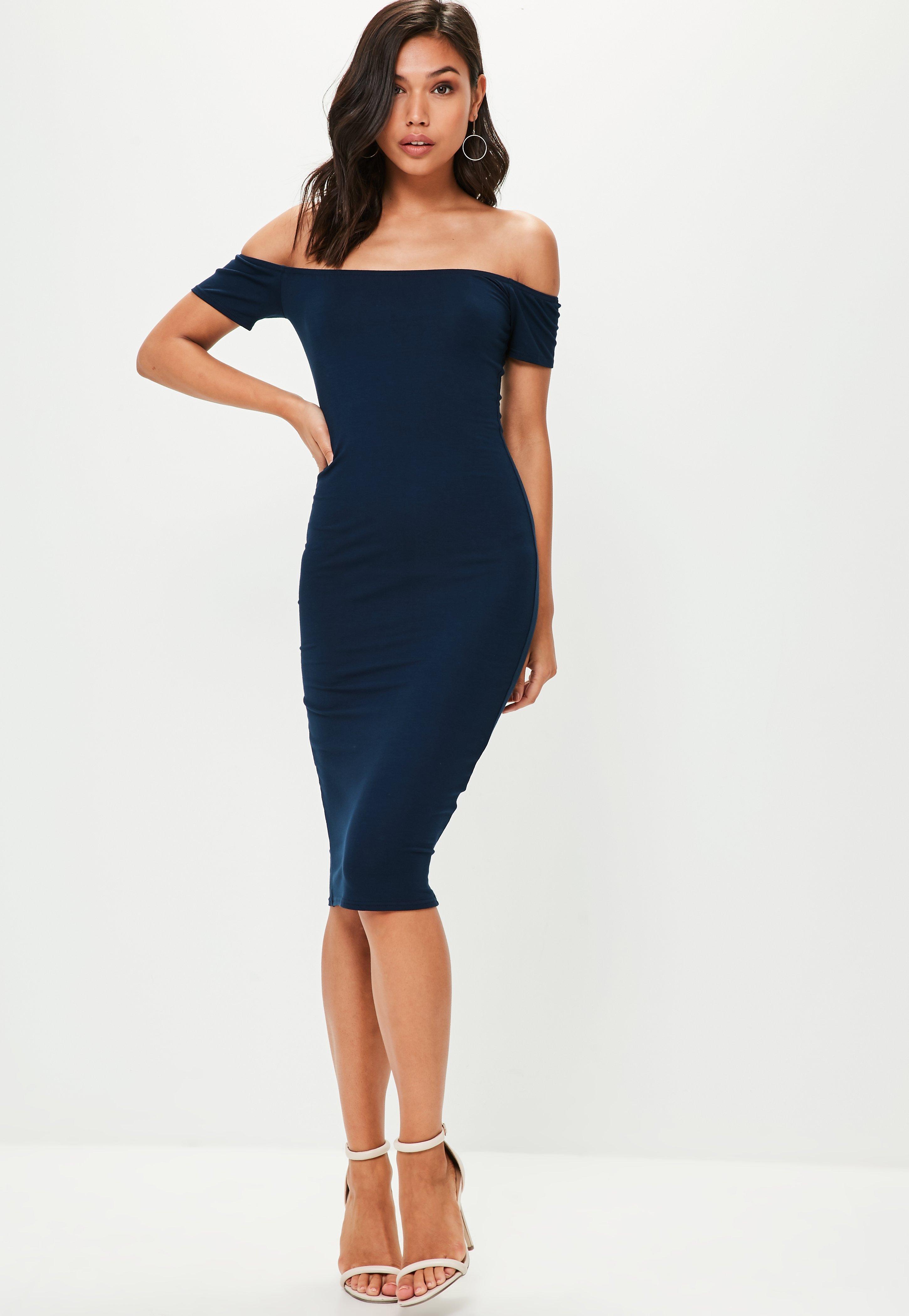 navy blue dress blue dress - navy, light u0026 royal blue dresses | missguided agzdtde