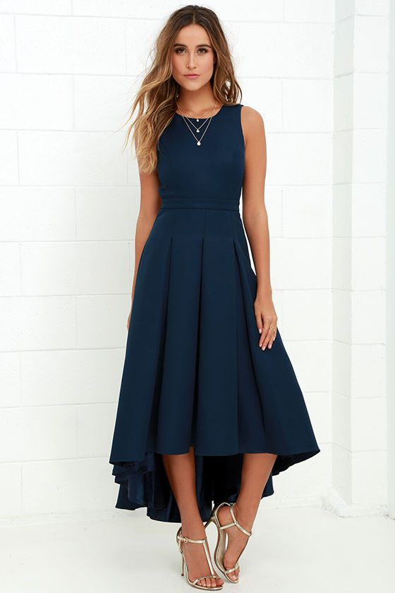 navy dresses perfect navy blue dresses 20 in casual wedding dresses with navy blue hgnqynj