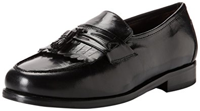 nunn bush shoes nunn bush menu0027s manning tassel loafer,black ... durtzhu