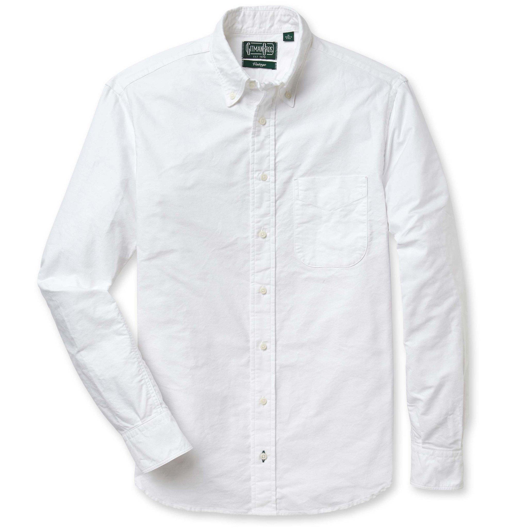 oxford shirt white oxford awzlnmq