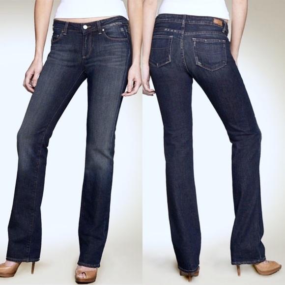 paige denim jeans melrose size 27 shmnvsv