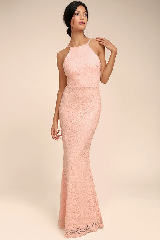 Peach Dresses : Perfect For  Today's  Women