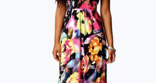 petite maxi dresses petite kiera rose print maxi dress. hover to zoom suewjoq