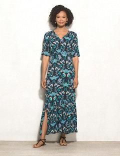 petite maxi dresses westport petite crinkle paisley maxi dress lltqkgf