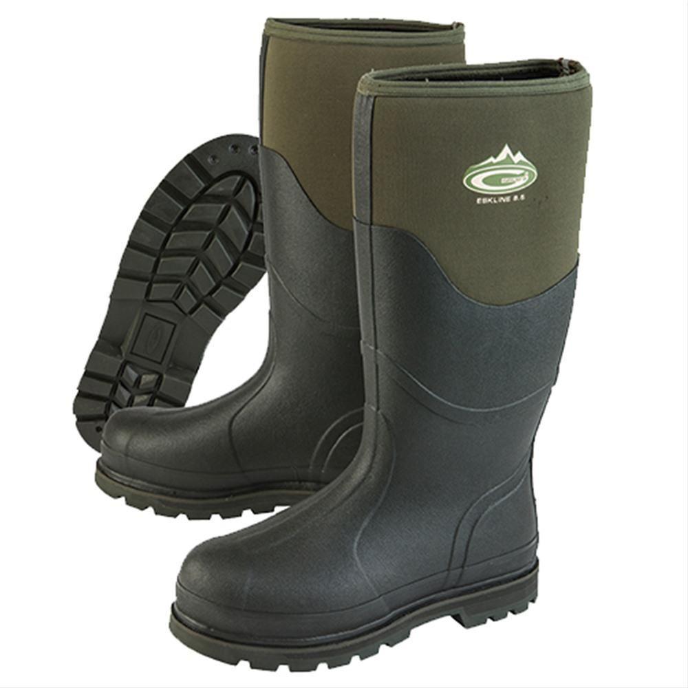picture of grubs eskline 8.5 moss green wellington boots njsdjfh