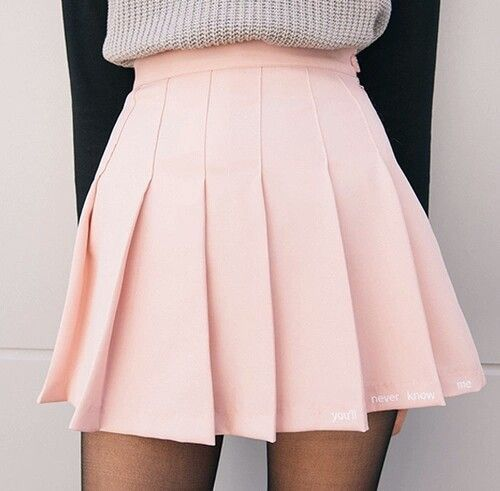 Types of Pleated Skirt