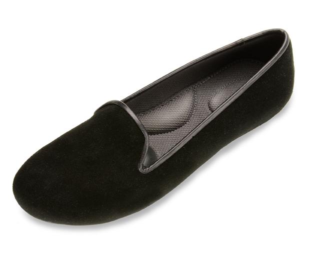 pluggz womens loafers in black bfvaltt