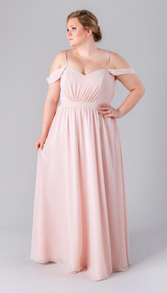 plus size bridesmaid dresses kennedy blue thea iyobiyf