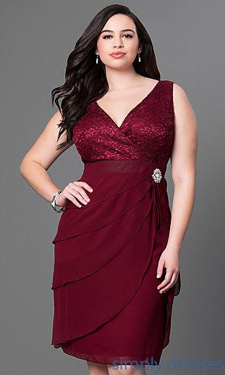 plus size formal dresses cheap plus-size burgundy party dress with bolero . xdqsiwh