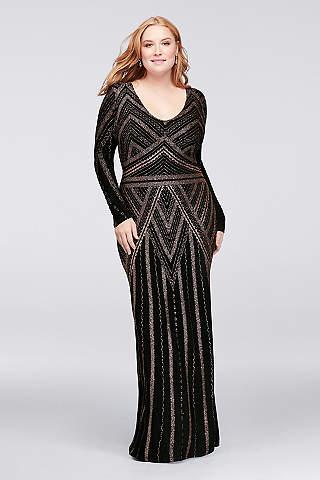 plus size formal dresses img.davidsbridal.com/is/image/davidsbridalinc/2641... hgptmqj