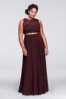 plus size formal dresses long a-line tank prom dress - city triangles bpgkwyx