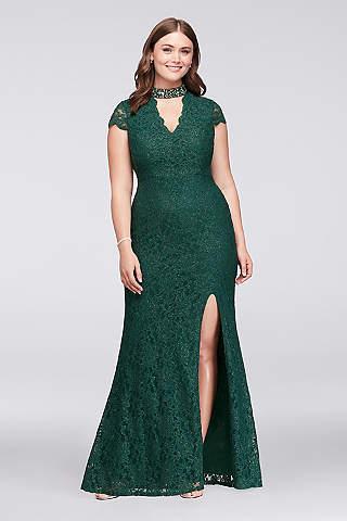 plus size formal dresses long mermaid/ trumpet cap sleeves formal dresses dress - city triangles avxlqff