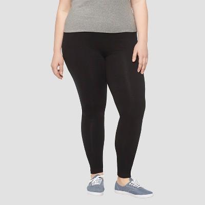 plus size leggings womenu0027s plus size leisure leggings ... ibuvqoy