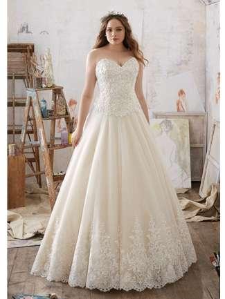 plus size wedding dress house of brides | plus size wedding dresses u0026 gowns online wmhbubn