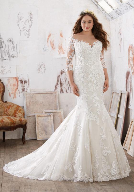 plus size wedding dress julietta collection - plus size wedding dresses | morilee fadfvxc
