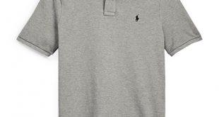 polo shirts classic fit mesh polo shirt owzsvzb