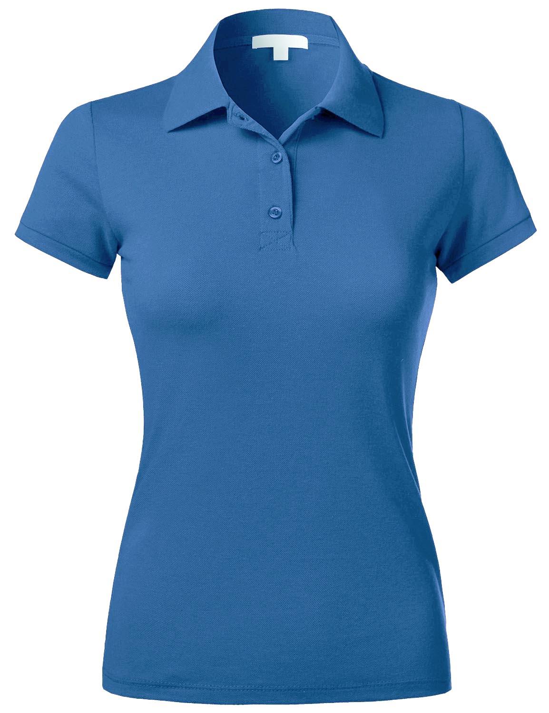 polo shirts for women ec womens polo shirts short sleeve slim fit 3ecd0001 mhksyxi