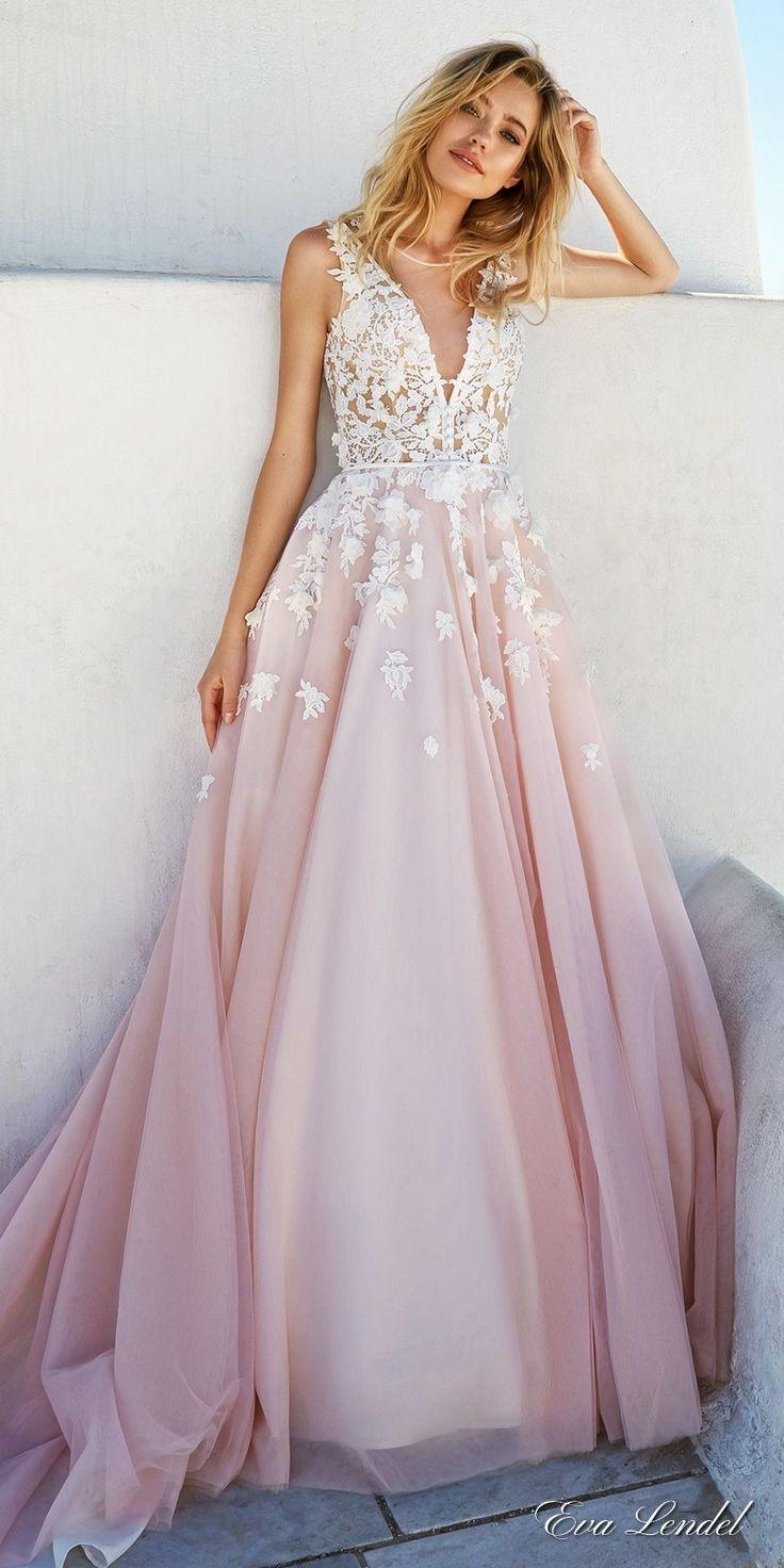 pretty dresses eva lendel 2017 wedding dresses - u201csantoriniu201d bridal campaign nrutdur