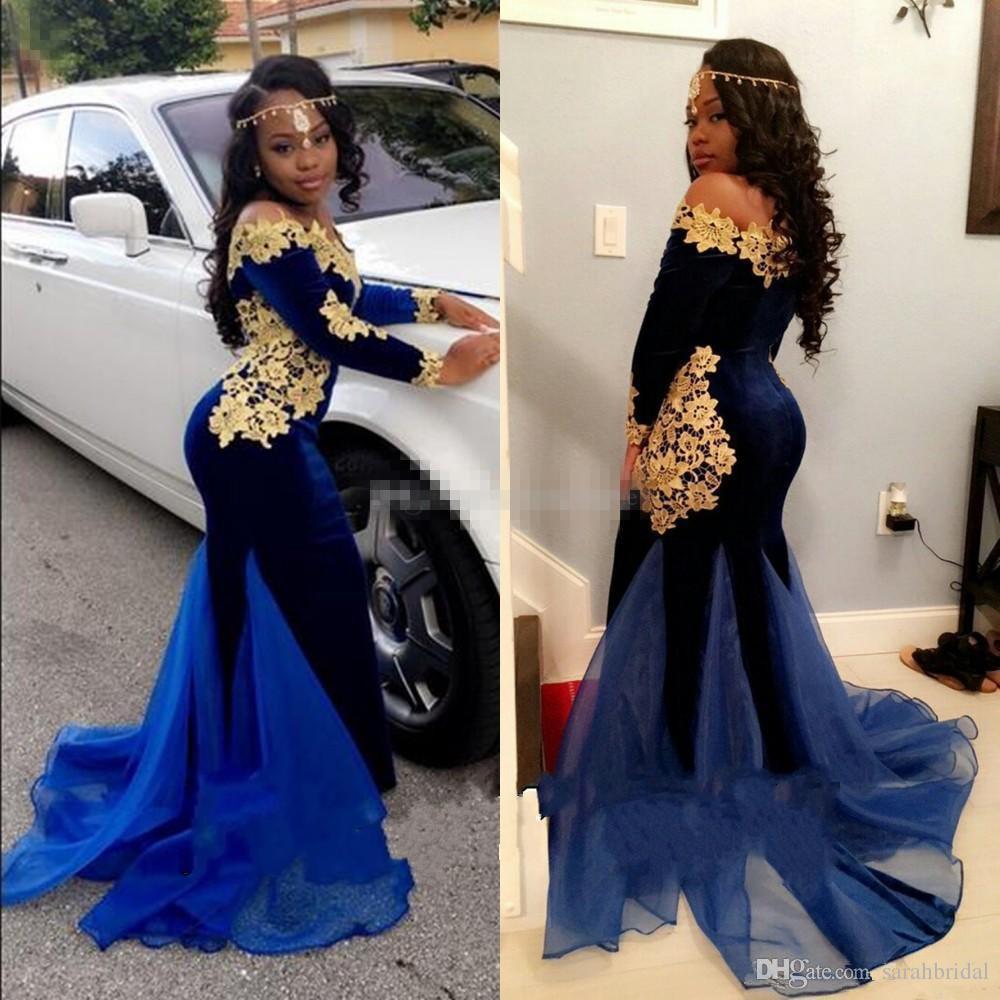 prom dresses with sleeves 2017 new south africa long sleeves prom dresses elegant boat neckline floor fosltsz