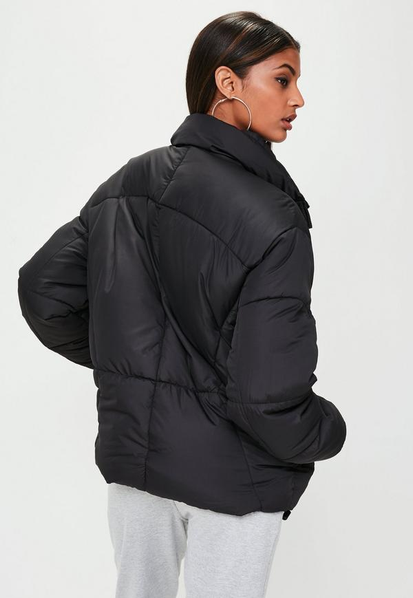 puffer coat black ultimate oversized puffer jacket. previous next kkdnfch
