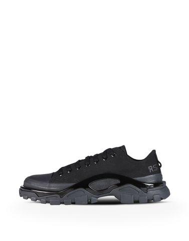 raf simons sneakers raf simons detroit runner sneakers in black | adidas y-3 official store tiqonvl
