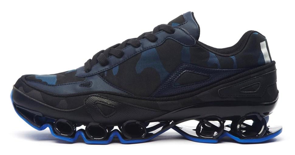 raf simons sneakers ... raf simons x adidas fall winter 2014 collection wuroyxv