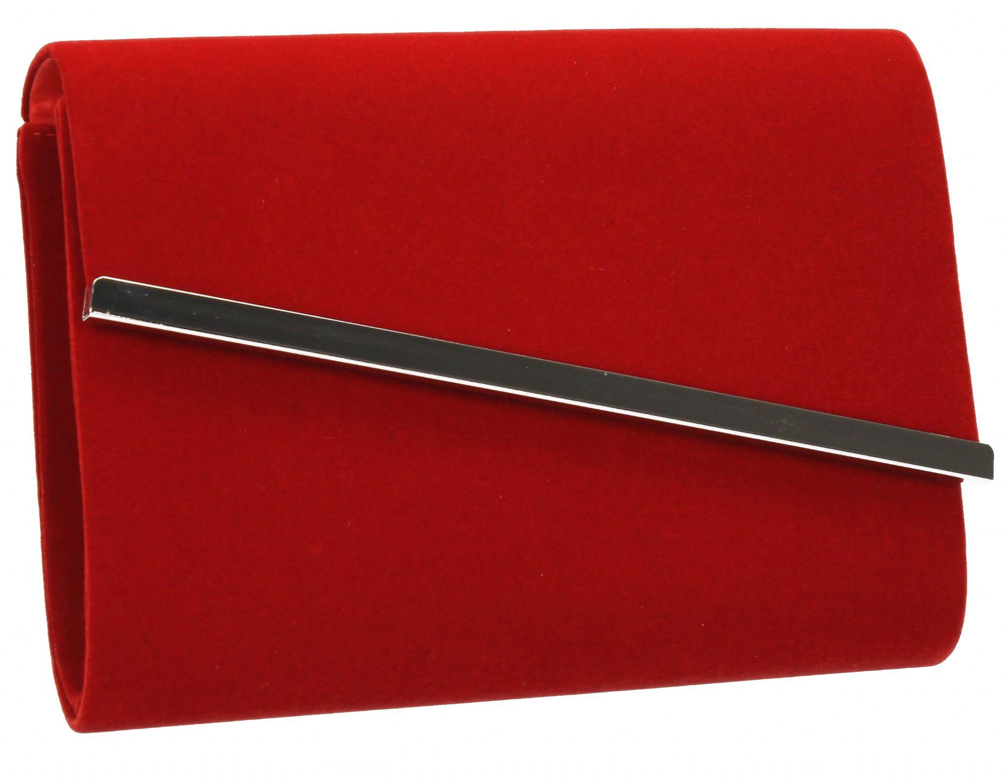 red clutch bag long lasting czdqpqf