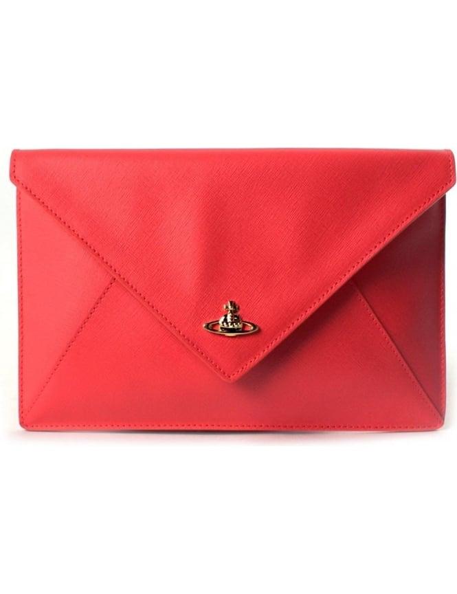 red clutch bag pouch womenu0026#039;s 7040v clutch ... btlqygw