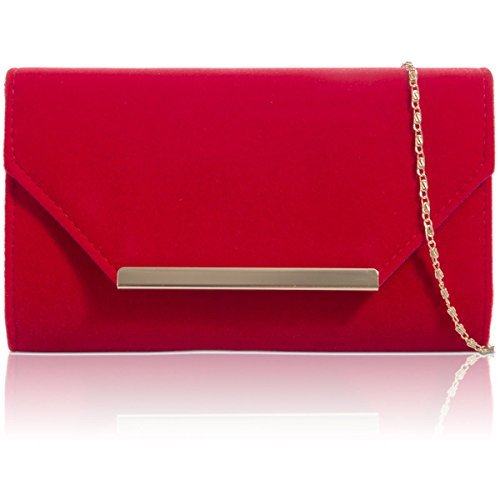 Red Clutch bag: Perfect For Today's Women