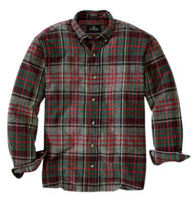 redhead ultimate flannel shirt for men qtuepji