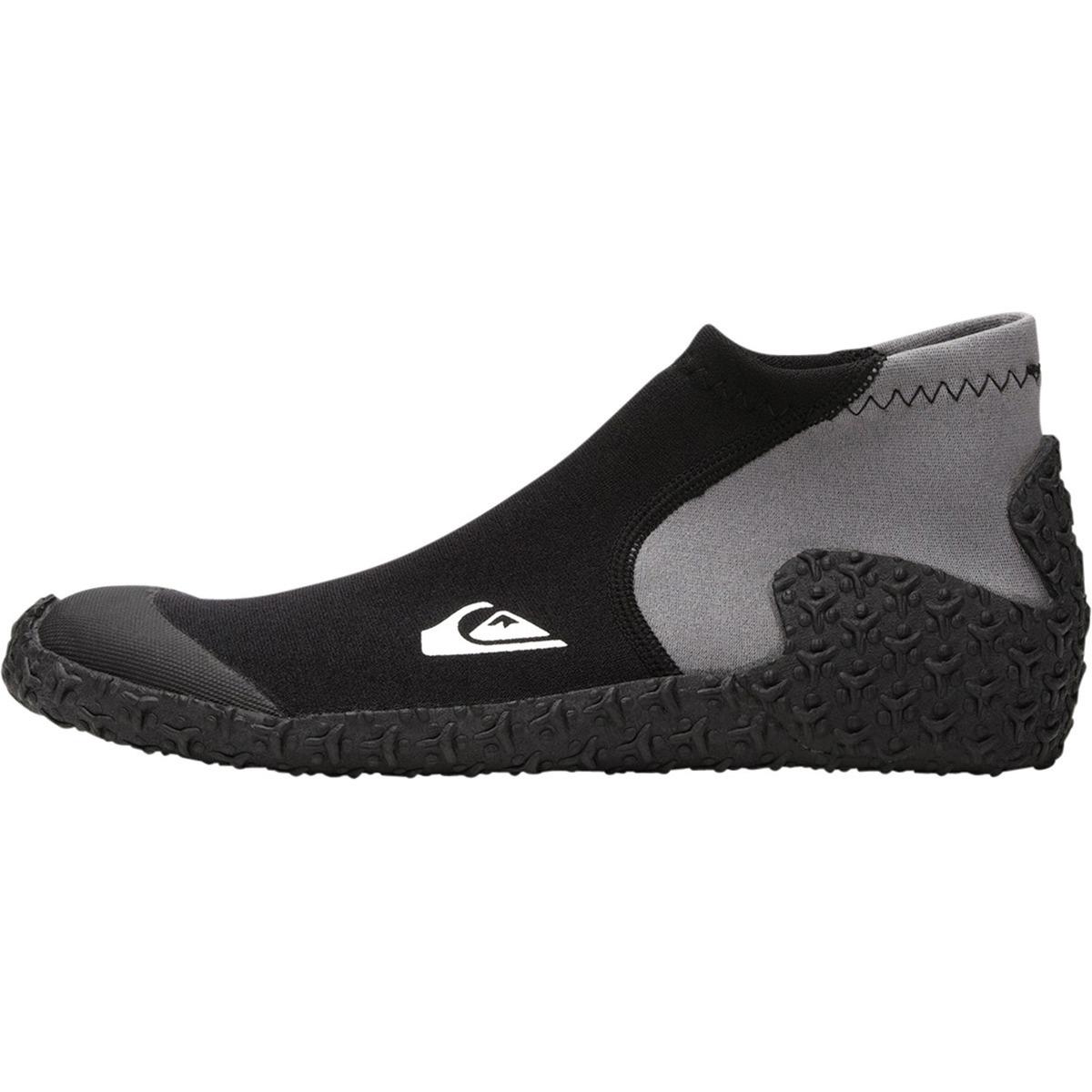 reef shoes quiksilver reef walker aqua shoes - mens icdmbas