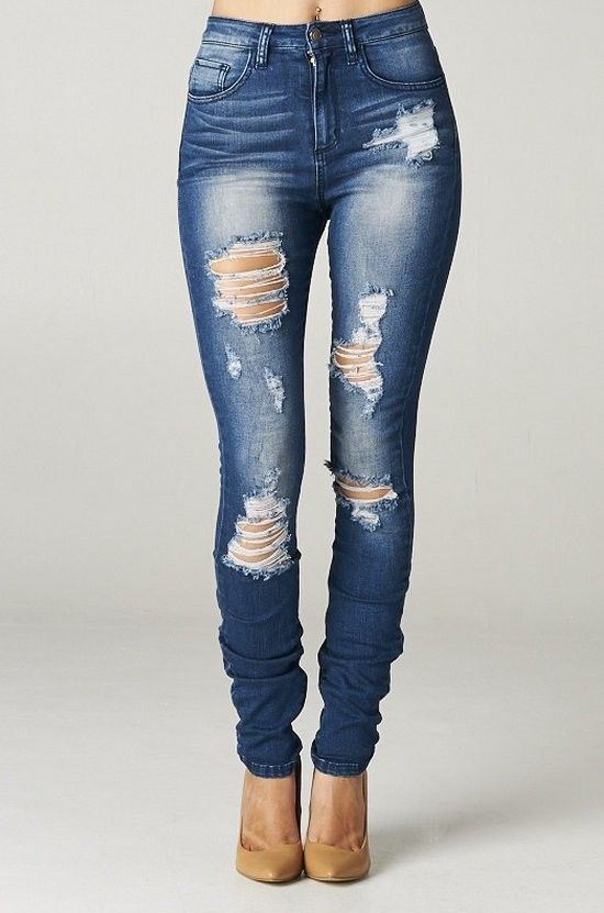 Skinny Jeans is not only for women