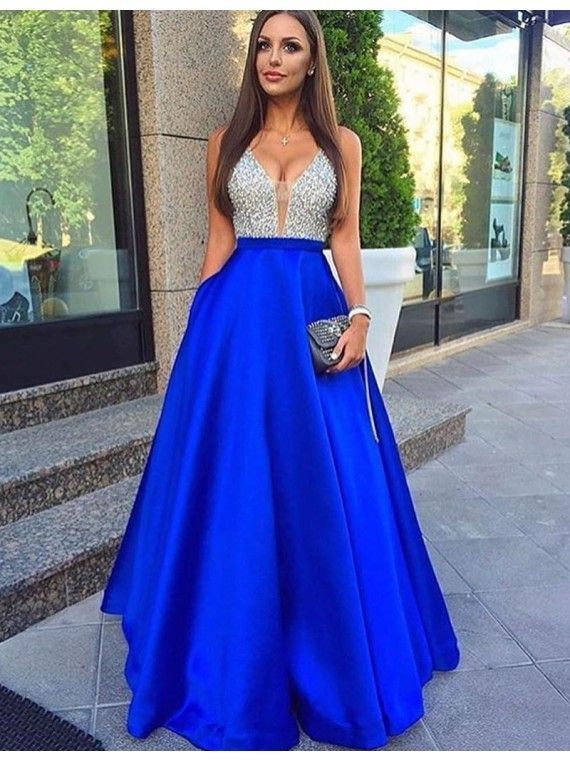 Royal Blue Prom Dresses: Perfect For Prom Nights