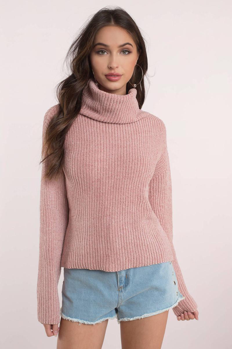 rylee rose turtleneck sweater zuhpleb
