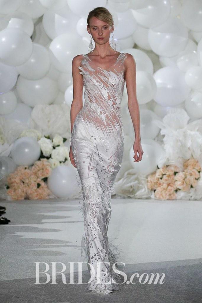 sexy wedding dresses 2. sheer and sweet in mira zwillinger itxcnyl