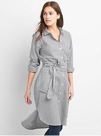 shirt dress dresses for women | gap® hwgjjjn
