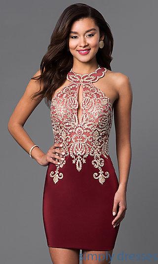 short prom dress dj-2973 nenxefb