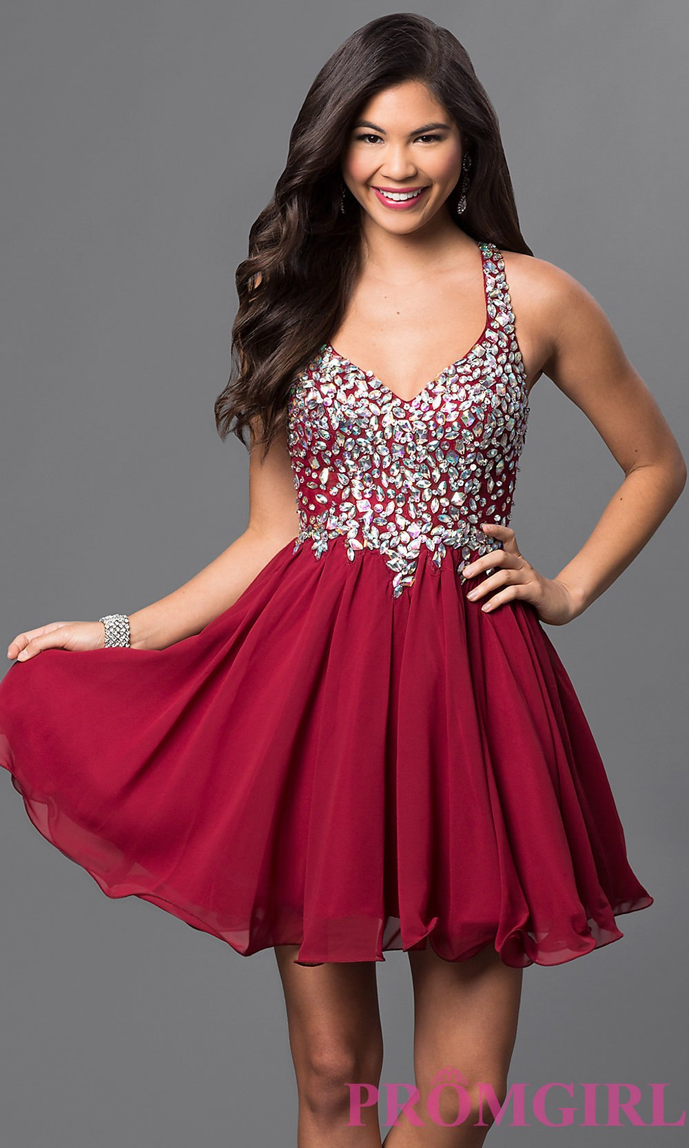 short prom dress hover to zoom rpoyhbb