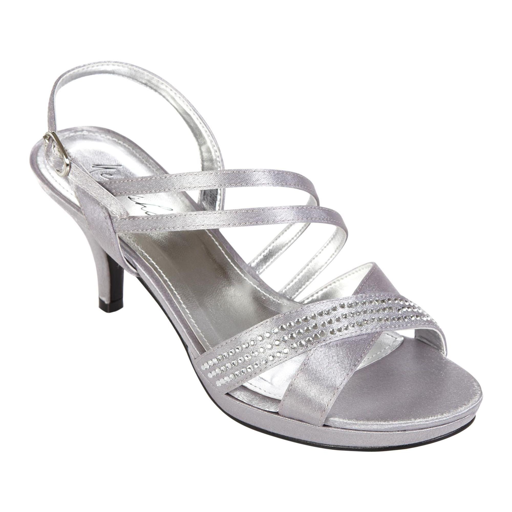 silver dress shoes metaphor womenu0027s victoria dress shoe - silver vbozmpl
