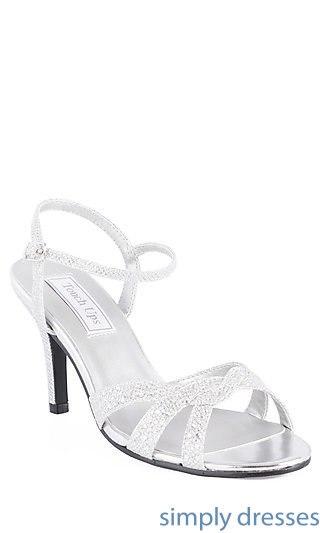silver dress shoes silver. tu-4184m-dulce ztclifl