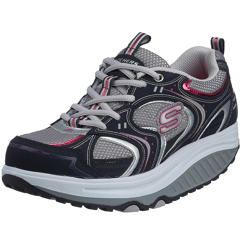 skechers shoes amazon.com | skechers womenu0027s shape ups -action packed fitness walking shoe  | xwqutmj