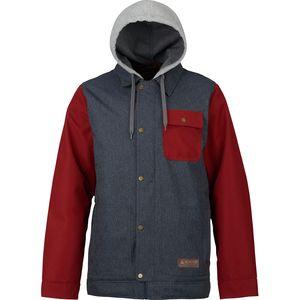 snowboarding jacket burton dunmore insulated jacket - menu0027s ygraken
