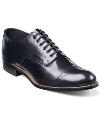 stacy adams shoes stacy adams menu0027s madison cap toe oxford nhsfwxv